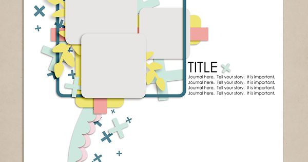 Quality Digiscrap Freebies Template Freebie From Stolen