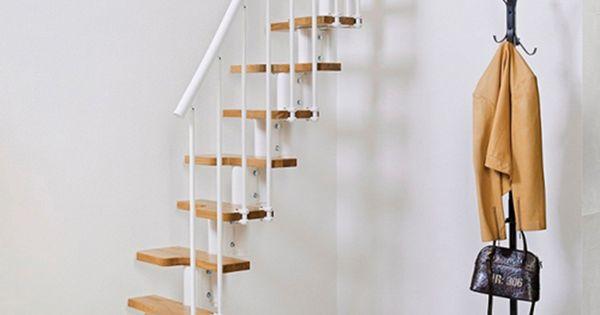 De oak 30 is een ruimte besparende trap met eiken houten traptreden de oak30 heeft een - Ruimtebesparende mezzanine ...
