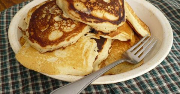 How To Make Light And Fluffy Pancakes — Home Hacks ...