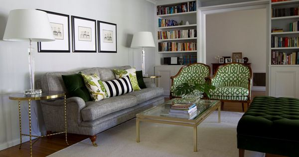 White Living Room additionally 15 Contemporary Grey And Green Living Room Designs in addition Best Colours For Living Room Feng Shui likewise 15 Green Living Room Design Ideas moreover Modern Bohemian Decor. on 15 lovely grey and green living rooms
