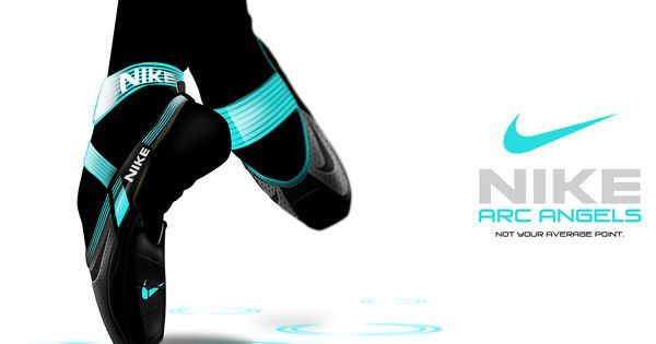 "New Nike ""Arc Angels"" Pointe Shoes"