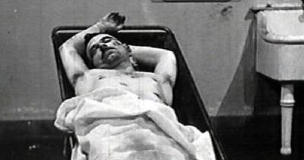 John Dillingers Legendary Penis Flashback OZY