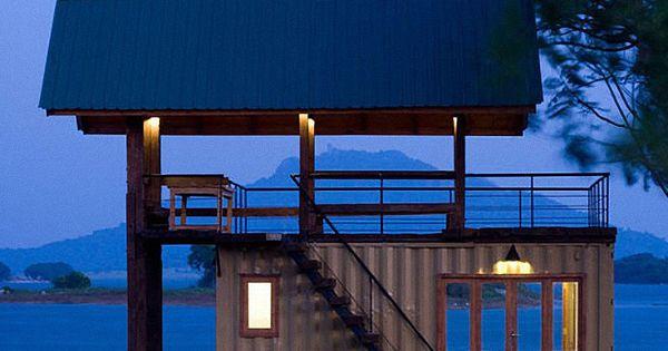 Maison conteneur 34 architecture design pinterest for Architecture conteneur