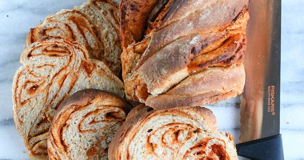 Swirls, Tomatoes and Breads on Pinterest