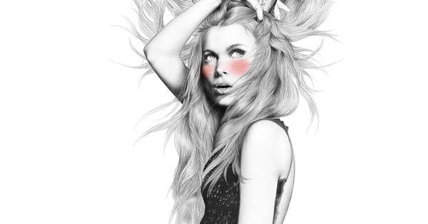Minni Havas - Ilustração de Moda - Choco la Design | Choco