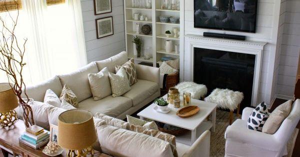 33+ Living room setup with sectional info