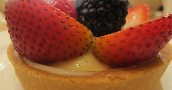 Tarts on Pinterest