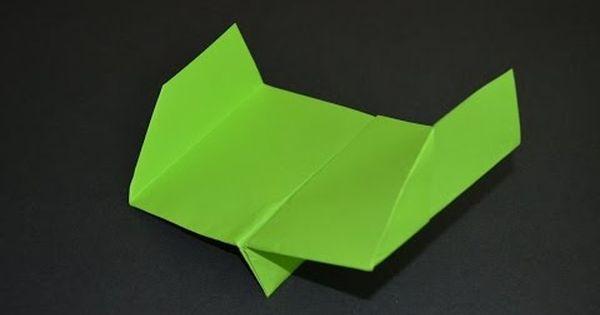 12 Como Hacer Un Avion De Papel Que Vuela Mucho Aviones De Papel Origami Avión Youtube Como Hacer Un Avion Aviones De Papel Sobres De Papel