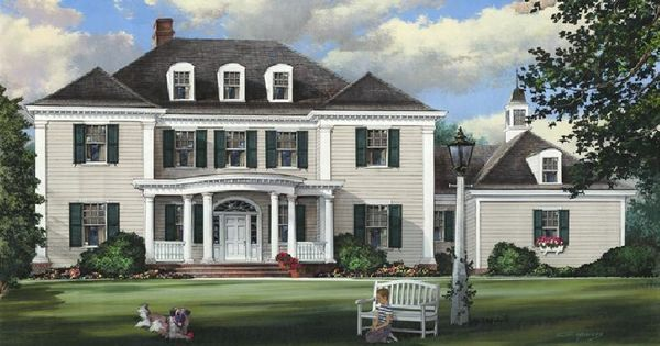 William e poole designs greenwich this home can be for William poole homes
