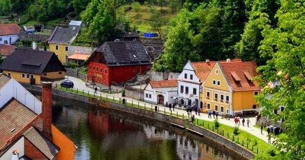 10 Most Amazing Places To Visit In Europe Czech Republic Beautiful Places And Wanderlust