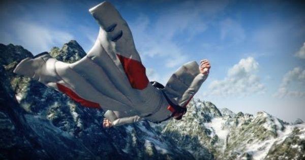 Best Of Wingsuit 2013 Hd Youtube Outdoors Adventure Skydiving Base Jumping