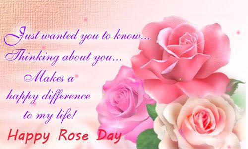 Romantic Rose Day Wishes For Girlfriend Happy Rose Day Wallpaper Rose Day Shayari Happy Valentines Day Wishes