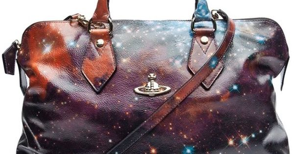 cosmic-print satchel...lovely!