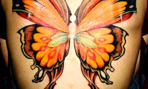 feminine tribal tattoos -