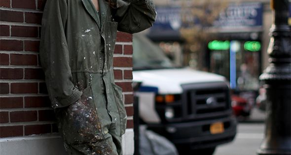 On The Streeta?�.. Waverly Place, New York, a photography post from the blog The Sartorialist on Bloglovina?? | See more about The Sartorialist, Overalls and New York.