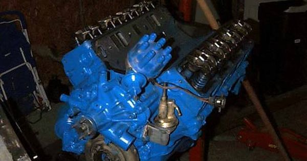 Jeep Engine Amc 304 V8 Jeep Engineering Jeep Cj7