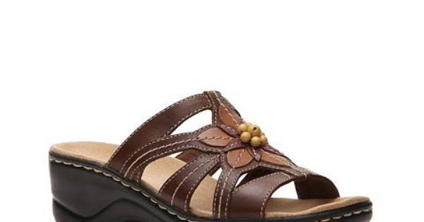 Clarks Lexi Myrtle Wedge Sandal | Wedge