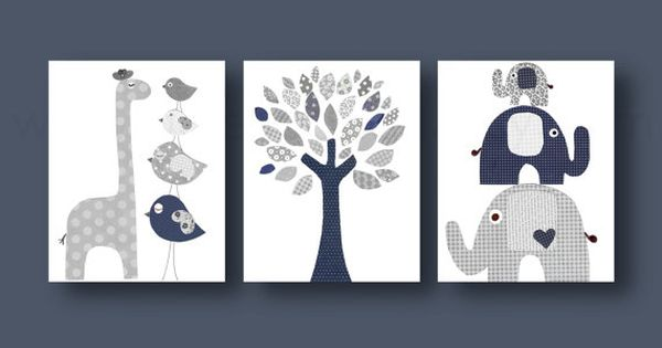 Kids wall art Nursery art print baby nursery decor nursery print Kids
