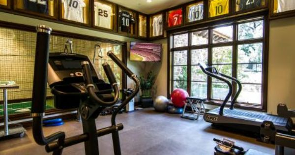 Home Theaters Gym Room At Home Home Gym Decor Home Gyms Ideas Garage