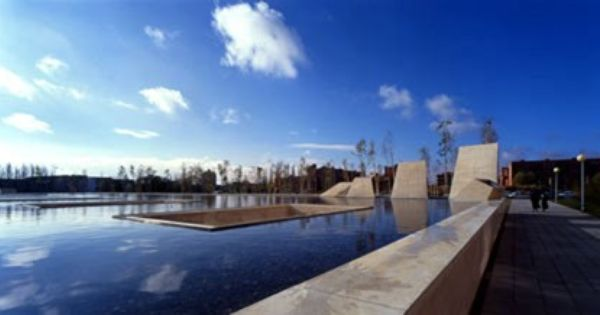 Municipal funeral services le n uni studio a - Estudios de arquitectura en barcelona ...