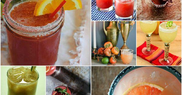 Happy National Margarita day! 10 Tasty Margarita Recipes margaritas recipes