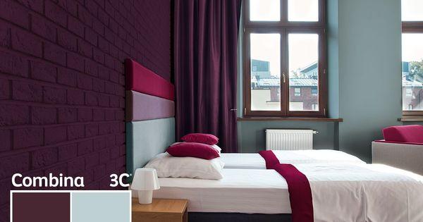 Xoconostle un color intenso que llenar tus ambientes de for Combinacion de colores para recamaras