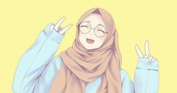 31 Kumpulan Gambar Kartun Muslimah Berkacamata 20 Gambar Kartun Muslimah Berhijab Lucu Terbaru Server Gambar Download Kartun Gambar Anime Lucu Gambar Anime