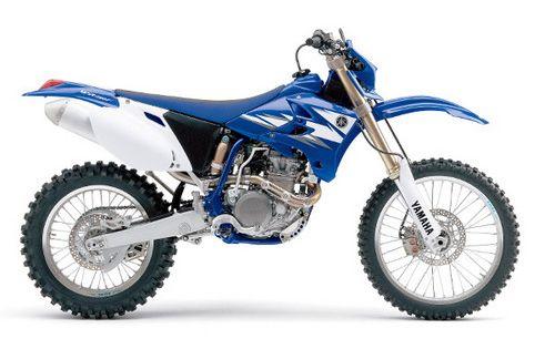 Yamaha Wr450 Factory Repair Manual 1998 2009 Download Yamaha Wr Yamaha Motorcycles Yamaha Motor