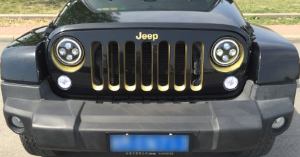 Installation And Replacement Of Led Headlights For Jeep Wrangler Jeep Wrangler Jeep Led Headlights