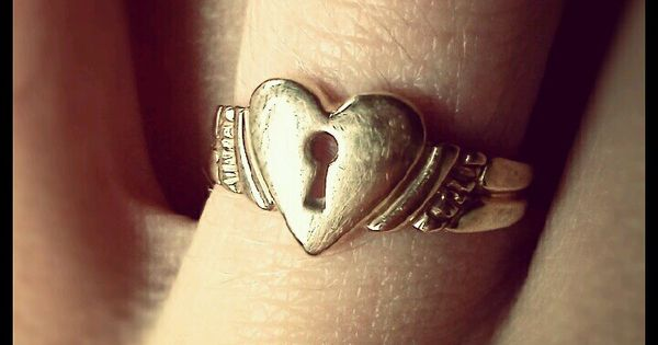 purity ring the key is given to the parents to then be