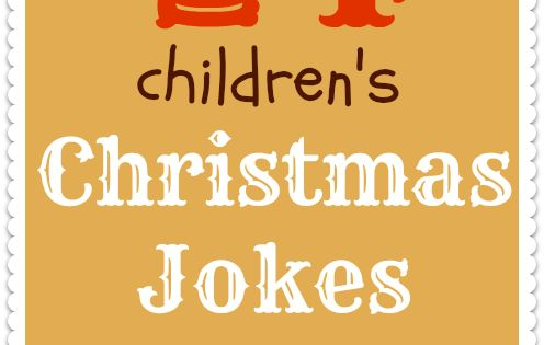 24 Christmas jokes for kids... this one is for you katrina... Arianna