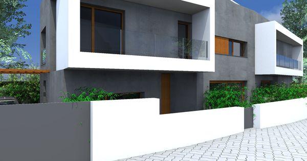 Fachada Arquitectura Moderna Pinterest