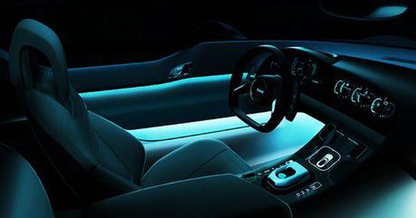 Interior Led Lighting Custom Car Interior Interior Led Lights
