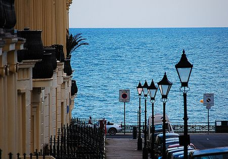 Down to the Sea, Brighton England Oh how I miss the ocean