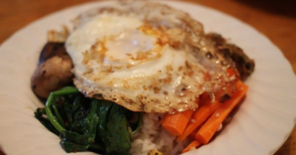 make at home bibimbap~the comyn space | Cook - Comyn Space | Pinterest ...
