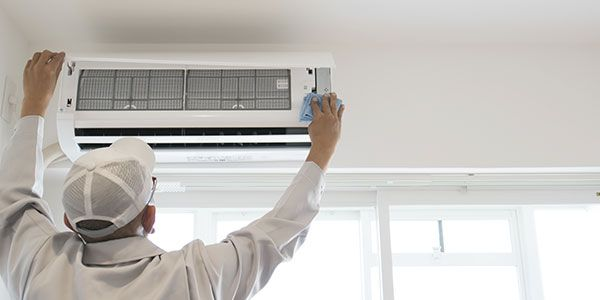 Ductless Cooling System In 2020 Air Conditioning Installation