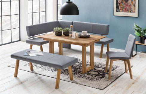 Konstanz Von Standard Furniture Eckbank Eiche Natur Grau Graue Mobel Eckbank Eiche Baumhaus Innen