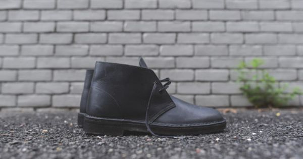 Clarks Desert Boot Black Beeswax Leather Desert Boots Clarks Desert Boot Mens Desert Boots