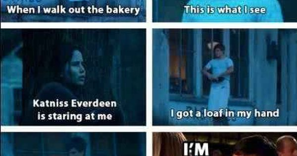 "This catchy new song: | 17 Jokes Only ""Hunger Games"" Fans Will"