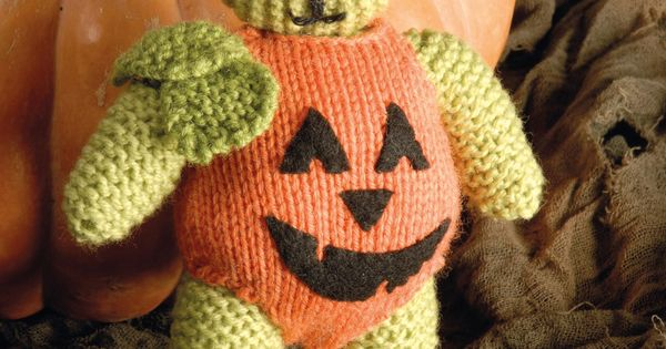 ... to Knit and Crochet | Toys | Pinterest | Crochet, Bears and Pumpkins