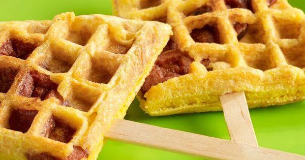 Breakfast for dinner, Corn dogs and Easy dinners on Pinterest