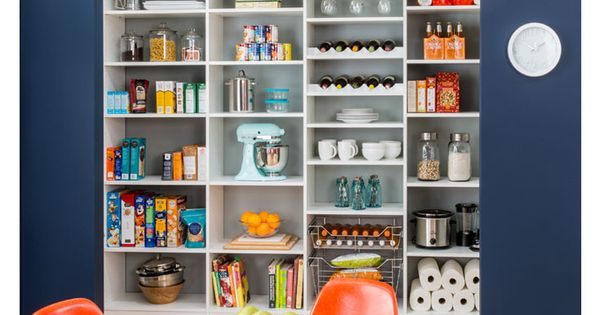 Design The Kitchen Pantry You 39 Ve Always Wanted With The Totally Customizable Neuspace Storage