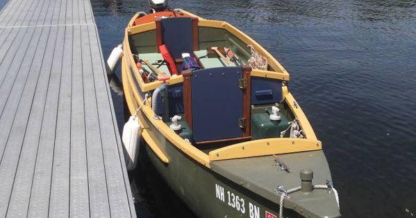 Custom 2006 Scott Hudson Bay 21ft Freighter Canoe river ...