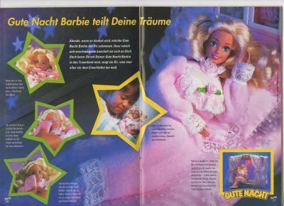 Barbie Journale Sommer 1994 Barbie Barbie Sammlung Barbie 90er