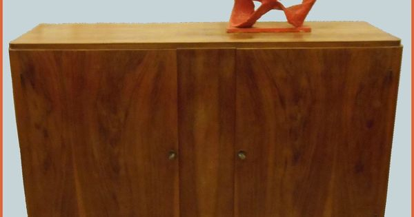 Enfilade buffet bas poque art deco meubles design vintage scandinave art - Deco vintage scandinave ...