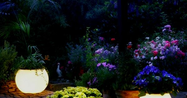 Glowing Flower Pots Paint Flower Pots With Rustoleum 39 S Glow In The