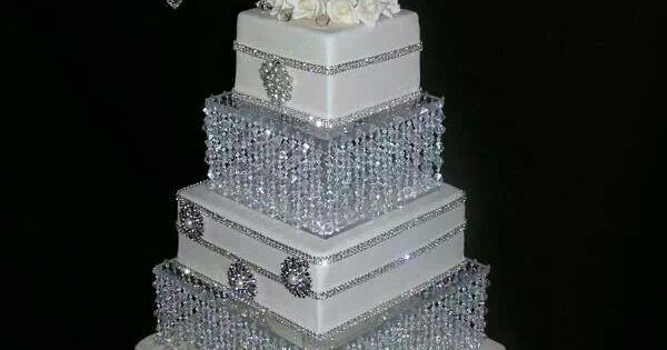 blinged out wedding cake toppers major blinged out wedding cake i do like the bit 11919