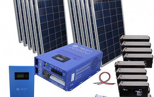 Aims Power Kitb 8048240 C1 Invertersupply Com In 2020 Best Solar Panels Solar Energy Panels Solar Panels