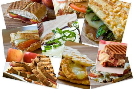 Paninis, Panini recipes and Simple on Pinterest