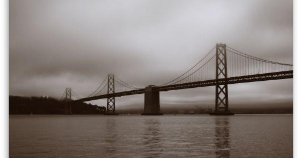 Download Bay Bridge San Francisco Califonia Hd Wallpaper Bay Bridge San Francisco Bay Bridge San Francisco Adventure